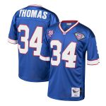 Mitchell & Ness Thurman Thomas Buffalo Bills Royal 1994 Authentic Throwback Retired Player Jersey