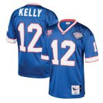 Mitchell & Ness Jim Kelly Buffalo Bills Royal 1994 Authentic Throwback Retired Player Jersey