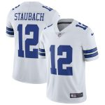 Nike Roger Staubach Dallas Cowboys White Vapor Untouchable Retired Player Limited Jersey