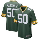 Nike Blake Martinez Green Bay Packers Green Game Player Jersey