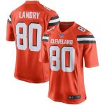 Nike Jarvis Landry Cleveland Browns Orange Player Game Jersey