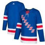 adidas New York Rangers Royal Home Authentic Blank Jersey