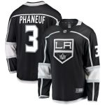 Fanatics Branded Dion Phaneuf Los Angeles Kings Youth Black Breakaway Player Jersey