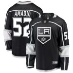 Fanatics Branded Michael Amadio Los Angeles Kings Youth Black Breakaway Player Jersey
