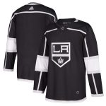 adidas Los Angeles Kings Black Home Authentic Blank Jersey