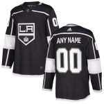adidas Los Angeles Kings Black Authentic Custom Jersey
