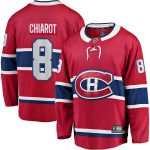 Fanatics Branded Ben Chiarot Montreal Canadiens Red Home Breakaway Player Jersey