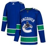 adidas Vancouver Canucks Blue Home Authentic Blank Jersey