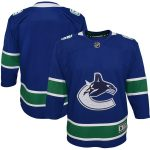 Vancouver Canucks Youth Blue Premier Jersey