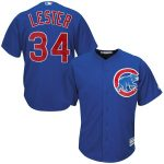Majestic Jon Lester Chicago Cubs Royal Cool Base Player Jersey