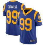 Nike Aaron Donald Los Angeles Rams Royal Vapor Untouchable Limited Player Jersey