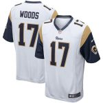 Nike Robert Woods Los Angeles Rams White Game Jersey