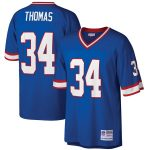 Mitchell & Ness Thurman Thomas Buffalo Bills Royal Retired Player Legacy Replica Jersey