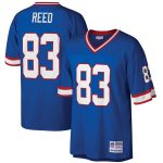 Mitchell & Ness Andre Reed Buffalo Bills Royal Retired Player Legacy Replica Jersey