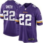 Nike Harrison Smith Minnesota Vikings Purple Game Jersey