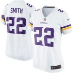 Nike Harrison Smith Minnesota Vikings Women's White Game Jersey