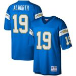 Mitchell & Ness Lance Alworth San Diego Chargers Powder Blue Legacy Replica Jersey