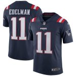 Nike Julian Edelman New England Patriots Navy Vapor Untouchable Color Rush Limited Player Jersey