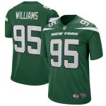 Quinnen Williams New York Jets Nike Game Jersey - Gotham Green