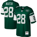 Mitchell & Ness Curtis Martin New York Jets Green Legacy Replica Jersey