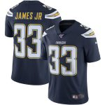 Nike Derwin James Los Angeles Chargers Navy NFL 100 Vapor Limited Jersey