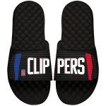 LA Clippers ISlide Youth Black Statement Jersey Slide Sandals