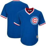 Majestic Chicago Cubs Royal Cooperstown Cool Base Jersey