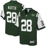 NFL Pro Line Curtis Martin New York Jets Green Retired Player Jersey
