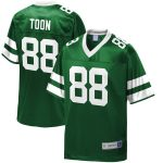 NFL Pro Line Al Toon New York Jets Green Retired Player Jersey