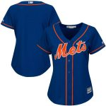 Majestic New York Mets Women's Royal Cool Base Jersey