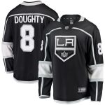 Fanatics Branded Drew Doughty Los Angeles Kings Youth Black Home Replica Player Jersey
