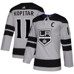 adidas Anze Kopitar Los Angeles Kings Gray Alternate Authentic Player Jersey