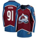 Fanatics Branded Nazem Kadri Colorado Avalanche Women's Maroon 2017 Breakaway Player Jersey