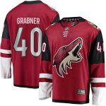 Fanatics Branded Michael Grabner Arizona Coyotes Garnet Breakaway Player Jersey