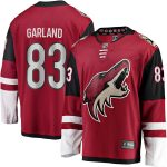 Fanatics Branded Conor Garland Arizona Coyotes Garnet Team Color Breakaway Player Jersey