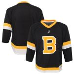 Boston Bruins Youth Black Alternate Replica Team Jersey