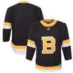 Boston Bruins Youth Black Alternate Premier Team Jersey