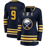 Fanatics Branded Jack Eichel Buffalo Sabres Women's Navy Home Premier Breakaway Player Jersey