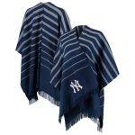New York Yankees Women's Navy Wrap Scarf
