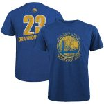 Majestic Threads Draymond Green Golden State Warriors Royal Name & Number Tri-Blend T-Shirt