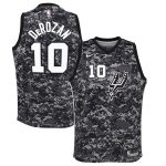 Nike DeMar DeRozan San Antonio Spurs Youth Black Swingman Jersey Jersey - City Edition