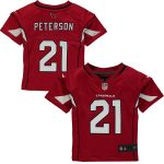 Nike Patrick Peterson Arizona Cardinals Toddler Cardinal Game Jersey