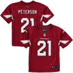 Nike Patrick Peterson Arizona Cardinals Preschool Cardinal Game Jersey