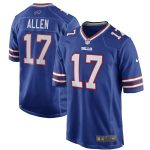 Nike Josh Allen Buffalo Bills Royal Game Jersey