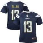 Nike Keenan Allen Los Angeles Chargers Toddler Navy Game Jersey