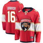 Fanatics Branded Aleksander Barkov Florida Panthers Red Breakaway Jersey