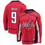 Fanatics Branded Dmitry Orlov Washington Capitals Youth Red Breakaway Player Jersey