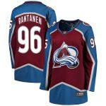 Fanatics Branded Mikko Rantanen Colorado Avalanche Women's Burgundy Breakaway Player Jersey