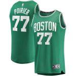 Fanatics Branded Vincent Poirier Boston Celtics Green Fast Break Player Jersey - Icon Edition