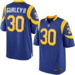 Nike Todd Gurley II Los Angeles Rams Royal Game Jersey